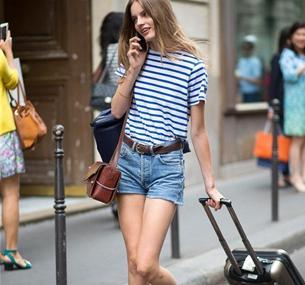 法国女人的衣橱都需一件海魂衫