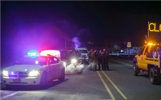 美国民兵团体与FBI激烈枪战 1人死亡8人被捕