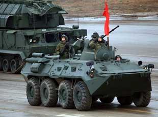 2016俄罗斯胜利日阅兵武器提前看