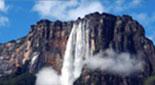 无人机拍摄世界最长瀑布