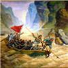 长征秘闻:是谁帮助红军安然渡过金沙江?