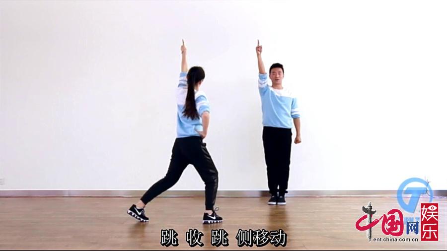 《来吧冠军》主题曲推全新健康操 电视节目首创