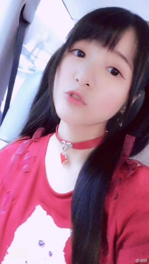 18岁徐娇甩肉秀出马甲线 网友直呼:身材好(图)