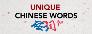 碰词儿:中外文字碰撞 特色外宣词汇