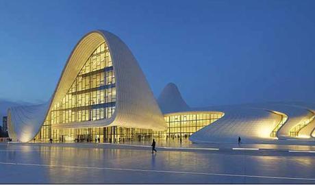 世界30座顶级建筑美轮美奂令人叹服(组图)