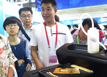 3D智能煎饼打印机亮相北京科博会