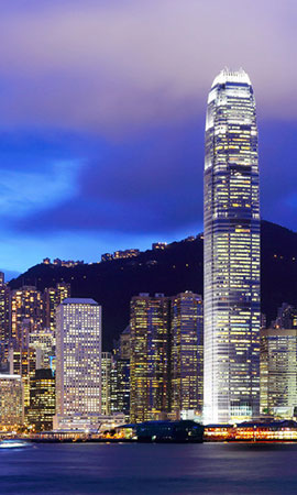 全球游客最爱二十大城市 香港居首中国城市占6席