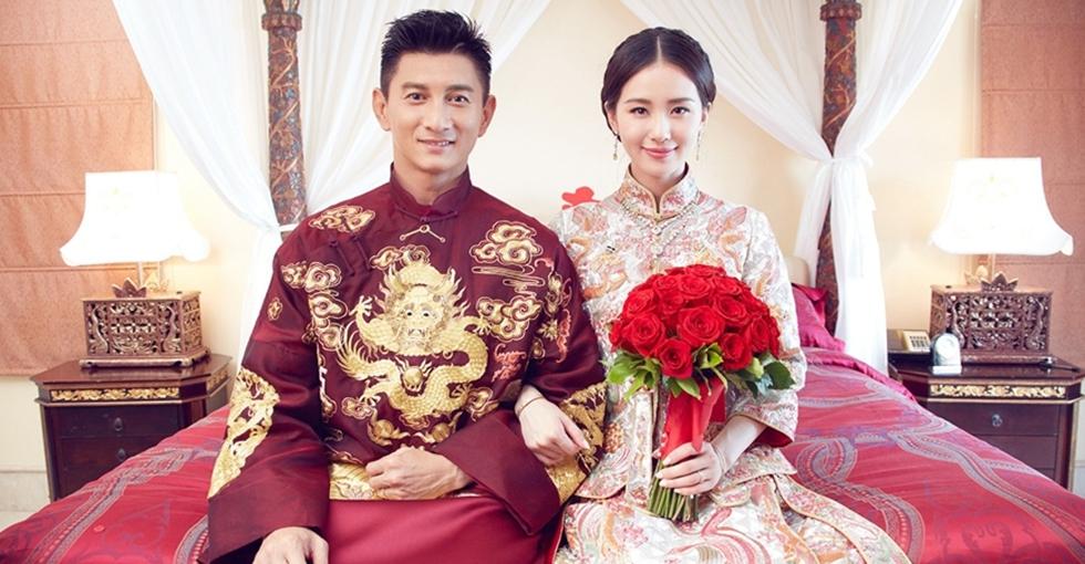 吴奇隆刘诗诗巴厘岛大婚 唯美温馨