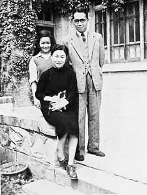 105岁杨绛去世 我们仨如今终于团聚了
