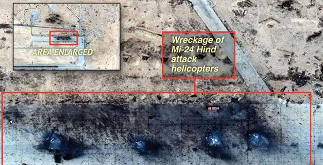 戰機被IS擊毀?俄軍:沒這回事