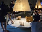 威尼斯建筑双年展中国馆揭幕