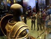《魔兽》主题展北京站开幕
