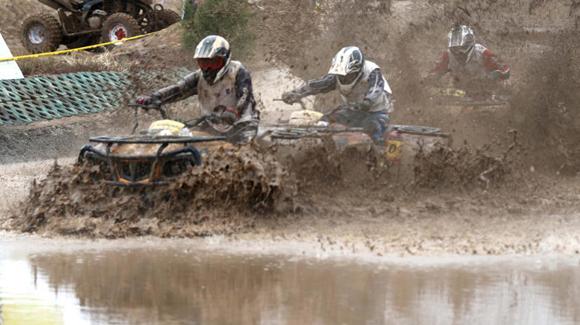 2016中国全地形车锦标赛在山东东营举行