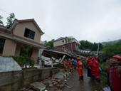 杭州建德发生山体滑坡已致3人死亡