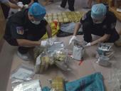 广西出动200警力打掉特大制毒贩毒团伙