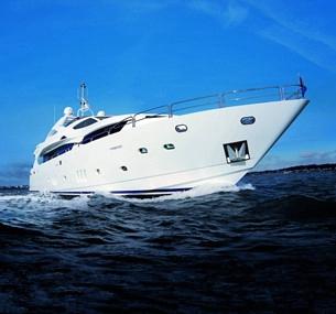 蒙地卡罗游艇发布全新型号MCY80