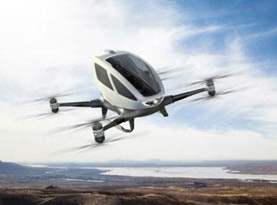 中国制造全球首款载客无人机将在内华达州测试