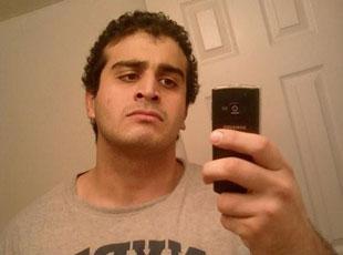 美国奥兰多夜总会枪击案嫌疑人照片曝光