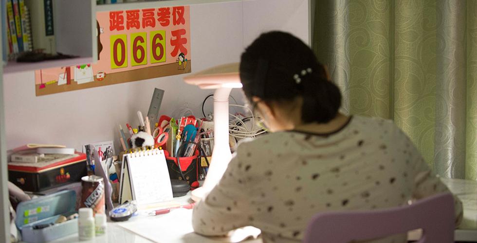 家有考生——一位母亲镜头下的高考