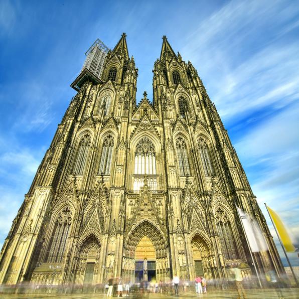 科隆大教堂:世界上历史最悠久的哥特式建筑