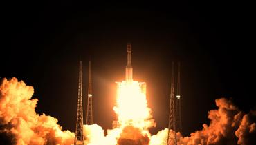 軍情24小時:長征七號運載火箭發射成功