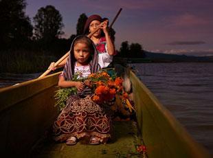 墨西哥土著文化:他们视自己的家乡为地球起源