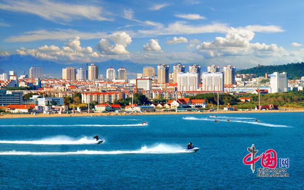"""葫芦岛市获评""""中国最具潜力避暑旅游城市"""""""
