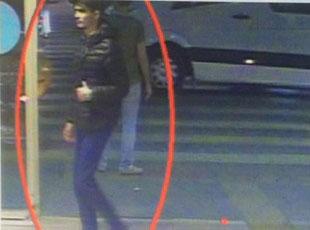 土耳其机场恐袭疑犯曝光 穿羽绒服掩饰炸弹