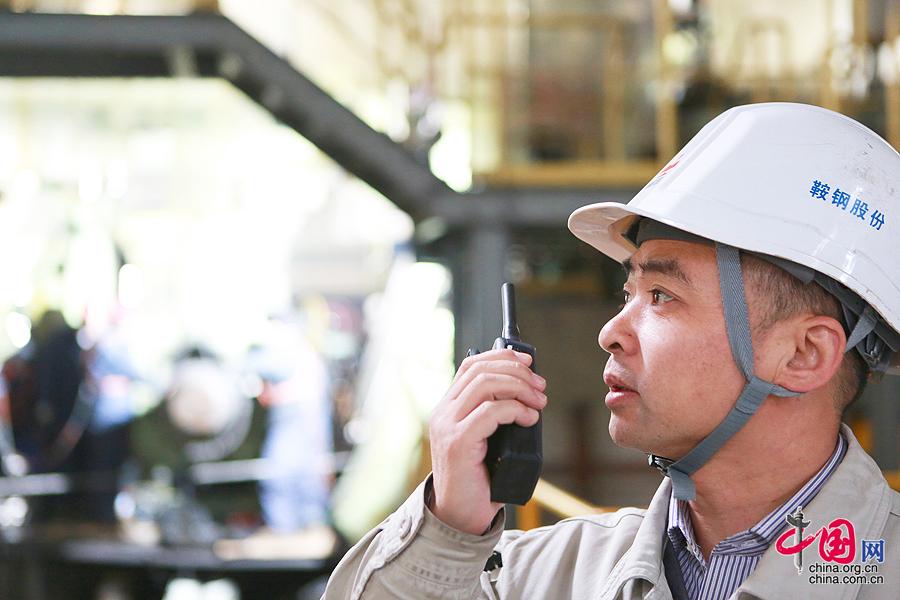 """大国工匠:""""当代发明家""""李超[组图] - 人在上海    - 中国新闻画报"""