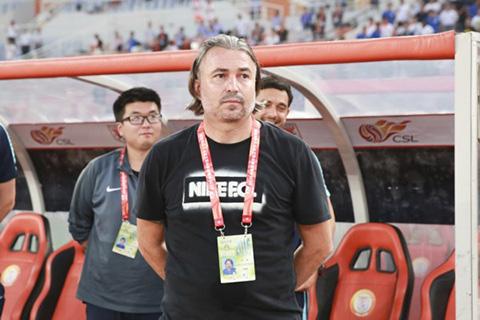 石家庄永昌宣布亚森下课 李金羽暂代主教练图片