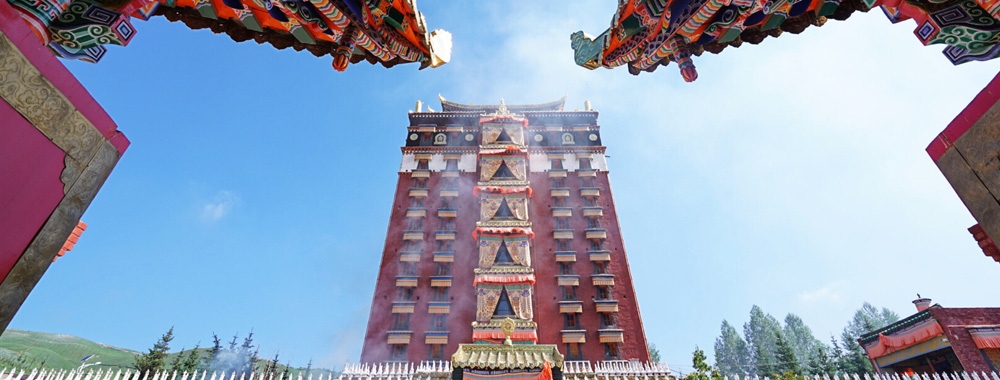 米拉日巴佛阁:甘南极有故事的寺庙(图)