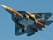【兵器说】'怪兽'俄T-50战斗机