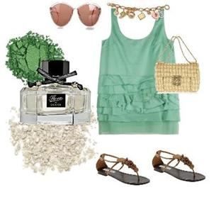 夏日如何才能穿得好又穿的少?