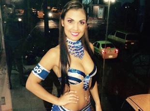 躺着也中枪!阿根廷超模监狱探视遇暴乱身亡