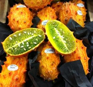 据说吃过这些水果的人 都是土豪