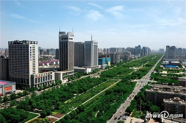 西安高新技术产业开发区:高新科技产业前沿