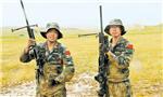 我军狙击手携国产狙击枪一人独揽5项国际第一