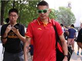 中国羽毛球队出征里约奥运会
