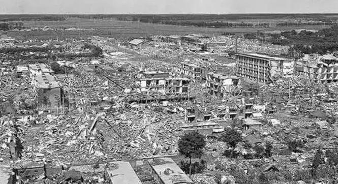 唐山大地震40周年祭:二十三秒 一座城 死与生