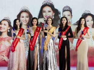 环球小姐北京赛区三甲出炉 佳丽泳装秀身姿