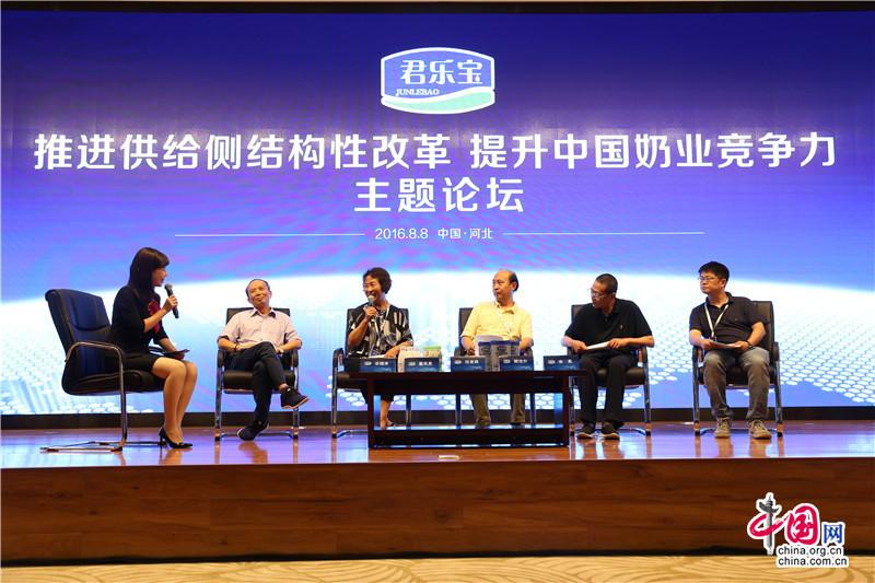 国产乳业崛起:君乐宝奶粉香港销售世界级工厂同日