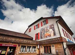 欧洲一酒店横跨法国瑞士 房客一不小心就出国