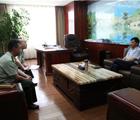 丽江市副市长勉励消防支队新一届领导班子