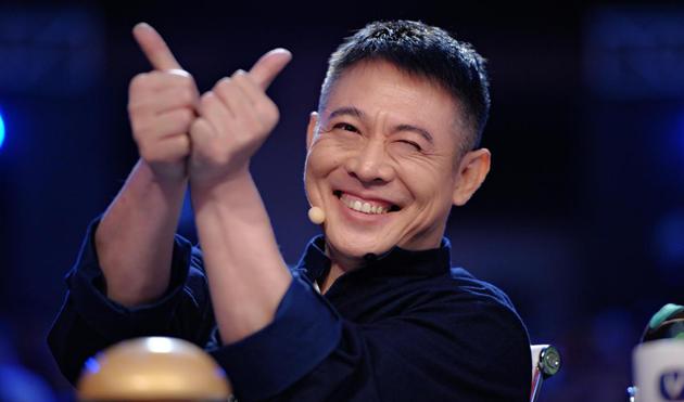 """李连杰的""""后公益时代"""":跳出壹基金做""""大公益"""""""