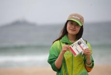 【世相】19岁中国姑娘的里约志愿者之旅