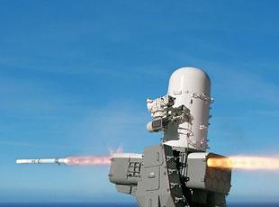 中美海军舰载近防导弹对比