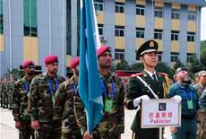军情24小时:'锋刃'国际狙击手射击竞赛在京开幕
