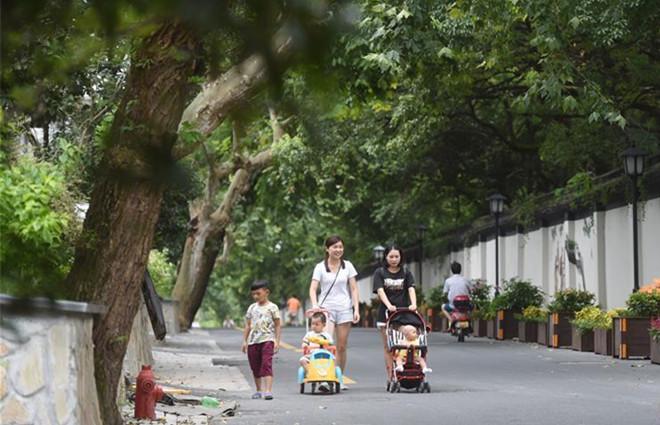 G20峰會給杭州市民帶來更多幸福感