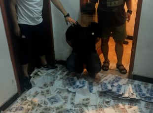 西安破获近年最大制造假币案