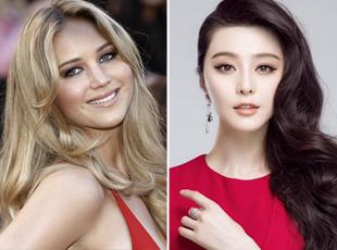福布斯全球十大最高收入女演员榜:范冰冰第五